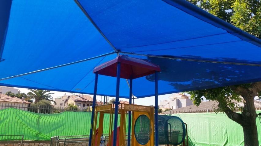 פרויקט בבית ספר שדות1