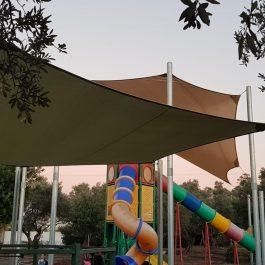 פרויקט פארק הזיתים במגדל העמק